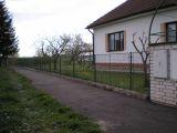 Nátěr plotu